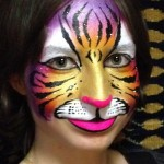 Chicago-Face Painting-Valery Lanotte-Valery-Tiger-2_full